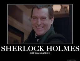 Sherlock, Watson and Mycroft meme. by MrsJokerQuinn on DeviantArt via Relatably.com
