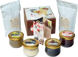 <b>Набор для приготовления мороженого</b> GELATISSIMO 5 вкусов (20л)
