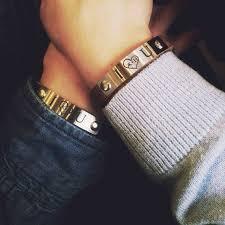 <b>Парные браслеты</b> (94 фото): модели для влюбленных пар с ...