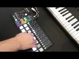Arturia Beatstep Pro - <b>midi</b>-<b>контроллер</b>/секвенсор - YouTube