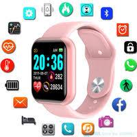 Smart Watch <b>BINSSAW</b> Pedometer Camera Smart Bracelet with...