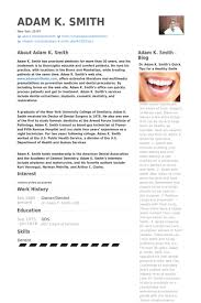 Dental Sales Representative Resume Template   Premium Resume     SlideShare