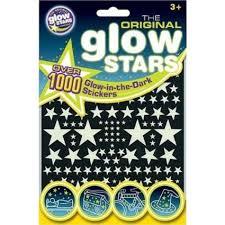 2xThe <b>Original Glowstars</b> - Glow-in-the-Dark Stickers, 1000 Pieces ...