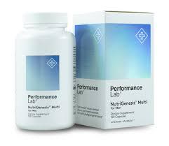 NutriGenesis® <b>Multi for Men</b> – Performance Lab® EU