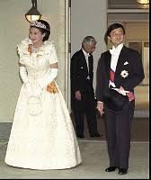 「1993年 - 皇太子徳仁親王と小和田雅子の結婚の儀」の画像検索結果