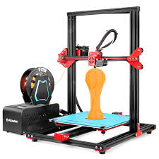 <b>Alfawise</b> U20 Black U20 EU Plug 3D Printers, 3D Printer Kits Sale ...