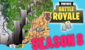 Fortnite season 8 map: Another new location LEAKS, map to get ...