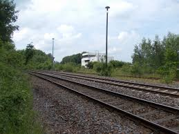 Küchwald railway station