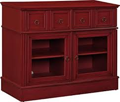 altra furniture ryder apothecary tv console amazoncom altra furniture ryder apothecary tv