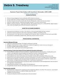 resume samples for business analyst  socialsci cobusiness data analyst job description data analyst resume sample debra treadway business data analyst job description   resume samples for business analyst