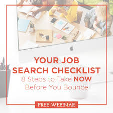 sept 7 webinar your job search checklist bossed up