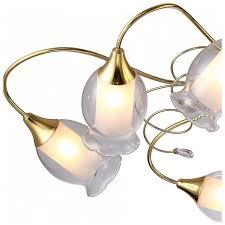 Купить <b>Люстра Arte Lamp</b> Mughetto <b>A9289PL</b>-<b>8GO</b>, E14, 320 Вт по ...