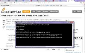 java jar error using customized manifest mf file stack overflow sample directory structure and command