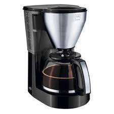 <b>Кофеварка Melitta EasyTop</b> Steel (218738) серебристо-черный ...