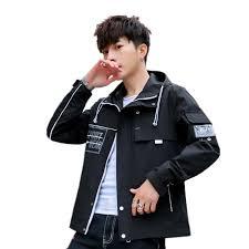 <b>LiSENBAO</b> 2019 Spring Autumn Jacket <b>Men</b> Bomber Jacket Thin ...