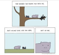 The Adventures Of Tiny Hippo - Album on Imgur via Relatably.com