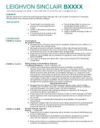 engineering resume examples  amp  samples   livecareerfrancesca j    civil engineers resume   north charleston  south carolina