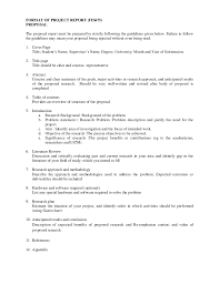 format of proposal format of project report itsproposalthe proposal report must be prepared by strictly following