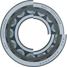 SKF cylindrical roller bearings - always in the lead