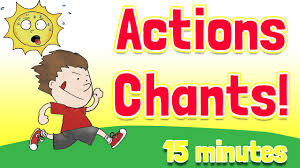 action verbs chants and songs collection by elf kids videos action verbs chants and songs collection by elf kids videos