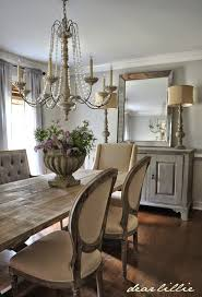 chic dining room ideas our updated dining room with a new farmhouse table and rolling shelves