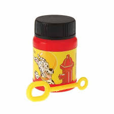 Firefighter <b>Mini Bubbles</b> - (<b>Box</b> of 24) - Save at CarnivalSource.com ...