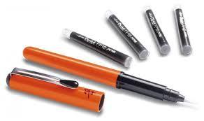 Купить <b>Pentel</b> Брашпен Pocket Brush <b>Pen</b> (GFKPF) черный по ...