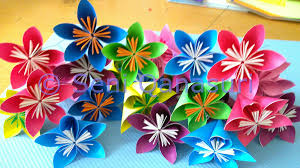 Image result for bunga kertas diy