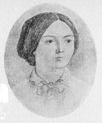 Mary Doyle, sketch by her brother-in-law, Richard. [Doyle Dairy] - doyle_mary