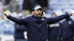 College football: North Carolina fires Fedora; Kingsbury out at Texas ...