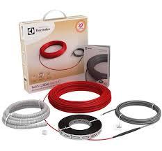 Купить <b>Кабель</b> нагревательный <b>ELECTROLUX ETC 2-17-500</b> ...