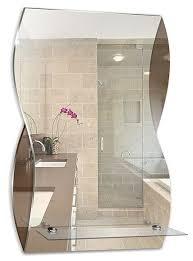 <b>Зеркало Mixline Аква</b> 525005 39.5x60 см без рамы — купить по ...