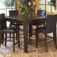expandable dining table ka ta: intercon kona gathering table with butterfly leaf item number ka ta g