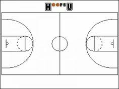 basketball court diagram   diagram   pinterest   basketball and    printable basketball court diagram