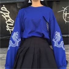 2018 <b>Autumn new retro loose</b> Chinese dragon embroidery hoodie ...