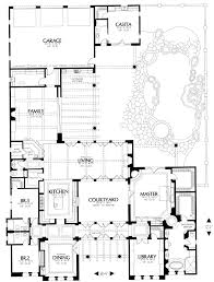 Small Spanish Style House Plans Spanish House Plans   Courtyard    Small Spanish Style House Plans Spanish House Plans   Courtyard