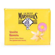 le petit marseillais мыло экстрамягкое с клубникой 90 г