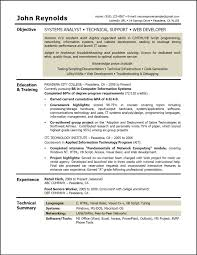 sample resumes resumewritingcom resume samples and writing systems analyst resume sample template template 5pkrlmuk