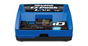 <b>Зарядное устройство Traxxas</b> EZ-Peak Live 100W. Traxxas 2971G.