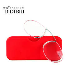 Online Shop <b>DIDI</b> Women Men Frameless Mini Reading Glasses ...