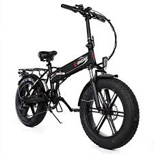 <b>ENGWE EP</b>-<b>2</b> Upgrade Version <b>500W Folding</b> Grease Electric Bike ...