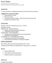 Resume Template: Good Objective In A Resume Good Objective Teacher ... ... Resume Template, Good Objective In A Resume With Sales Clerk Experience: Good Objective In ...
