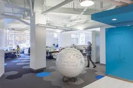 ideapaint offices in boston by fusion 013 blue white office space