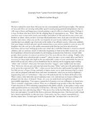 letter from birmingham jail essay analysis order essay martin luther king jr letter birmingham jail rhetorical analysis essay 1275 x 1650 png 45kb grundbesitz ocala com