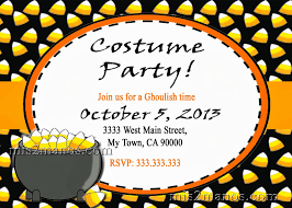 mis manos made by my hands halloween costume party invitation halloween costume party invitation printable kids halloween corn candy party invites personalized custom orders costume party invitations