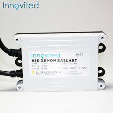 Innovited 55w Ac HID Slim Digital Ballast for <b>H1 H3 H4 H7</b> H10 H11 ...