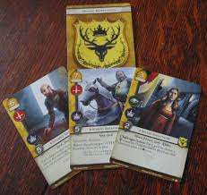 a game of thrones the card game nd edition review fight for the one of the things that makes game of thrones or a song of ice fire so popular is this triple threat of intrigue in the courts politics in the council