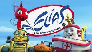 Elias och räddningsteamet | <b>Barnkanalen</b>