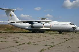 Accident de l'Iliouchine Il-76 en République démocratique du Congo en 2003