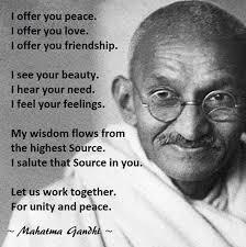 Gandhi Quotes | Greatest Quotes by Mahatma Gandhi